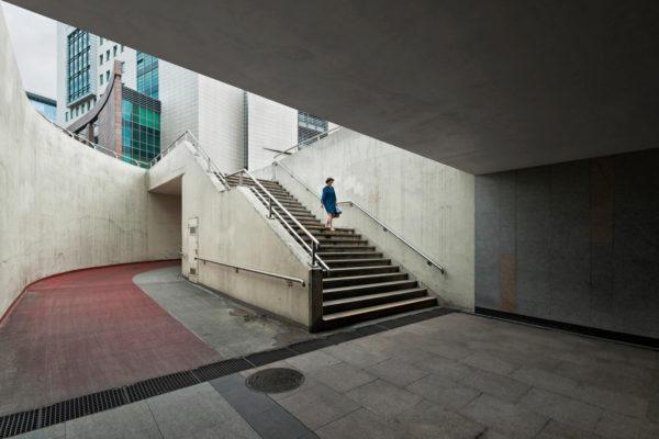 Lorenzo Linthout, Le città del silenzio