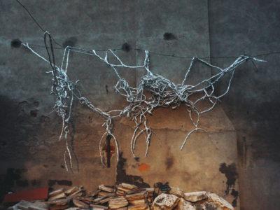 Luciano Tarasco, installazione