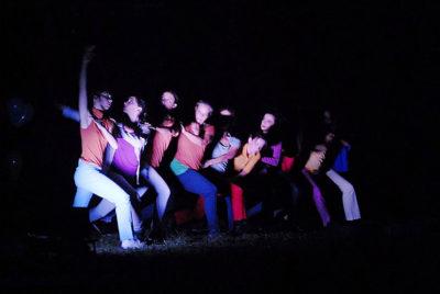 Welcom, coreografia di Silvia Bertoncelli. Foto: Fabrizia Vallo