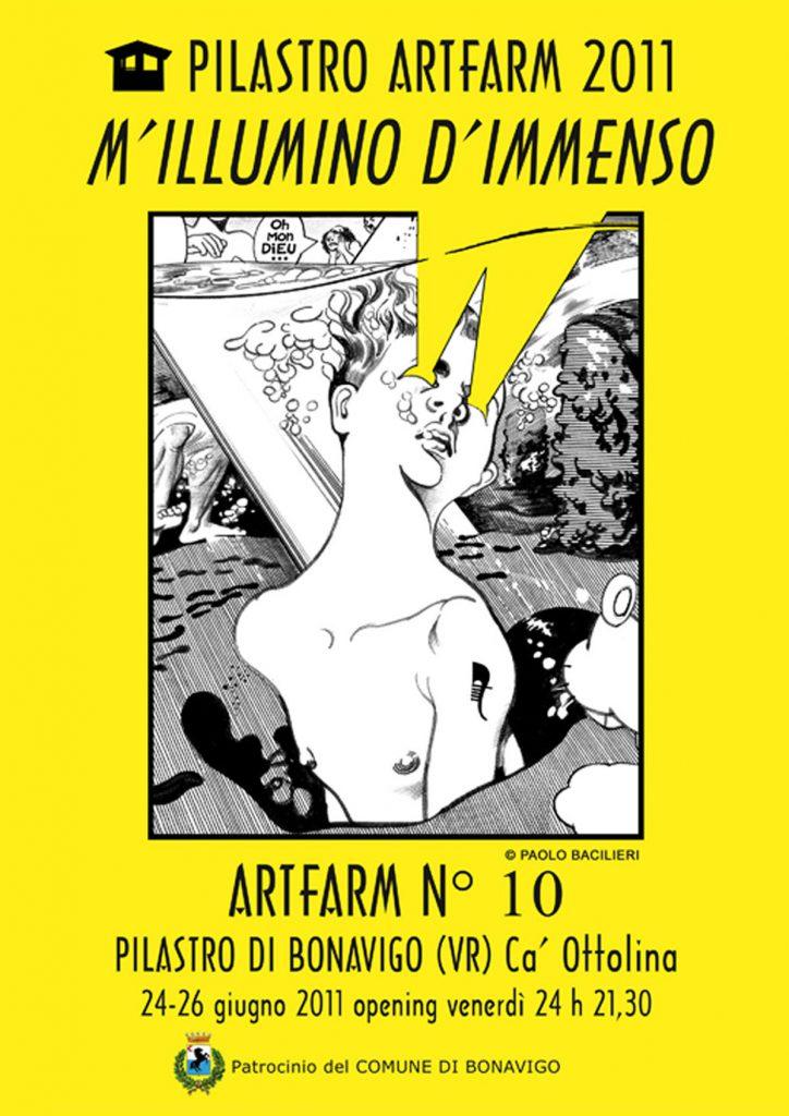 M'Illumina D'Immenso - Artfarm 2011 - Edizione 10