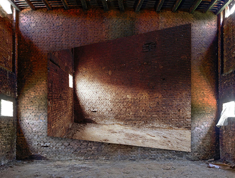 Giancarlo Lamonaca, senza titolo (essicatoio del tabacco), 2011