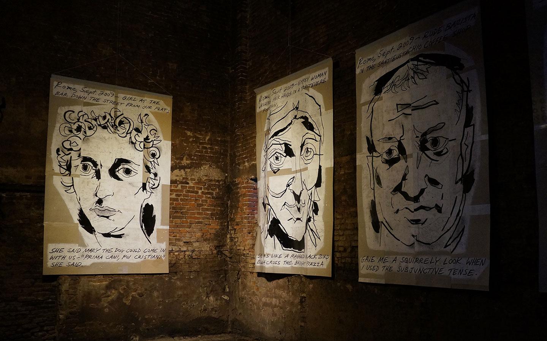 Steve Ingham, The Romans, 2012