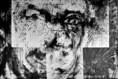 Tiziano-Bellomi, Anonymous portrait, video still