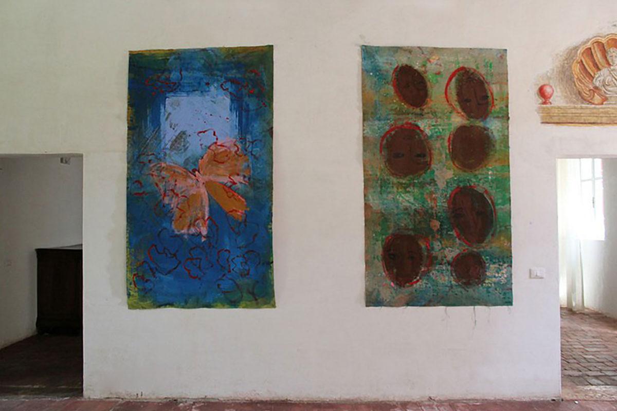 Christine Nehammer-Markus, Artfarm Pilastro 2012