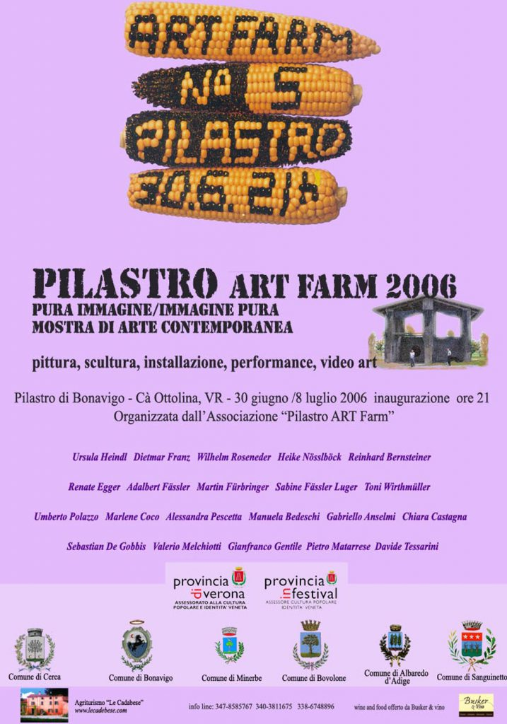Pura immagine immagine pura - Artfarm 2006 - Edizione 5