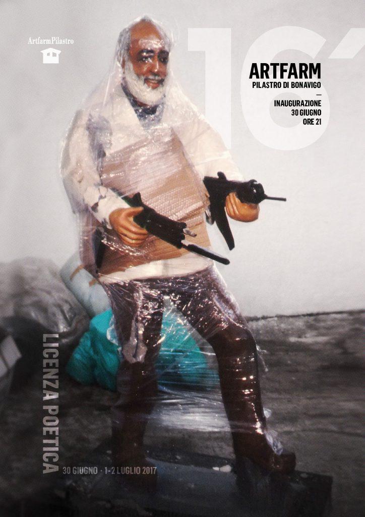 Velo Svelo Rivelo - Art Farm 2014 - Edizione 13