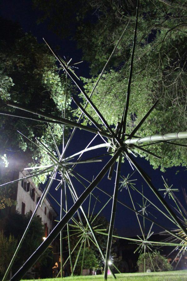 Beni Altmüller, Connected Light, 2018