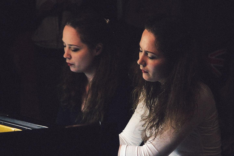 Laura e Beatrice Puiu