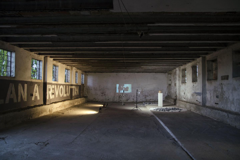 Tiziano Bellomi, Plan a Revolution e altre opere, 2017