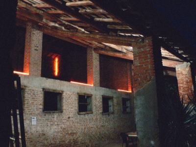 Artfarm Pilastro - Stalla - Upstairs - Solo parte sopra la stalla