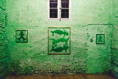 Artfarm Pilastro - Atelier - Stanza verde