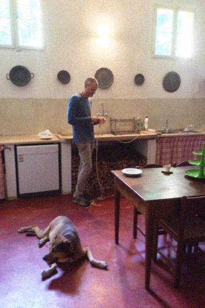 Artfarm Pilastro - Villa - Cucina