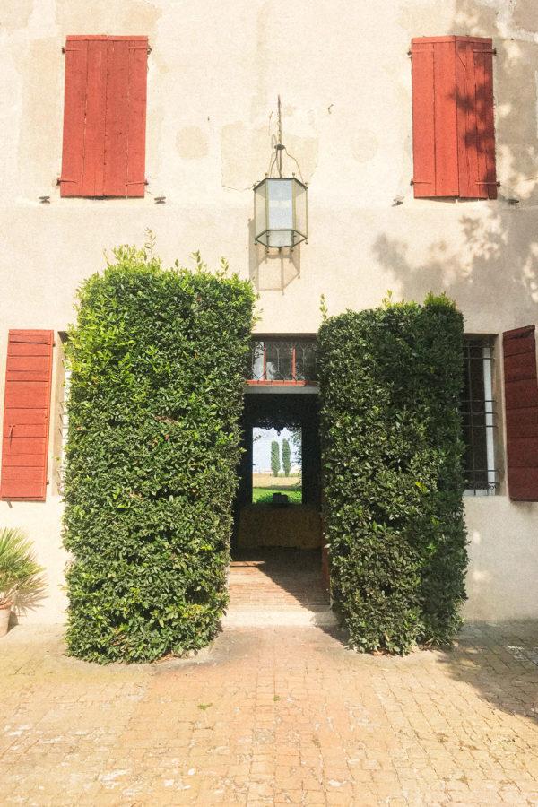 Artfarm Pilastro - Villa - Entrata