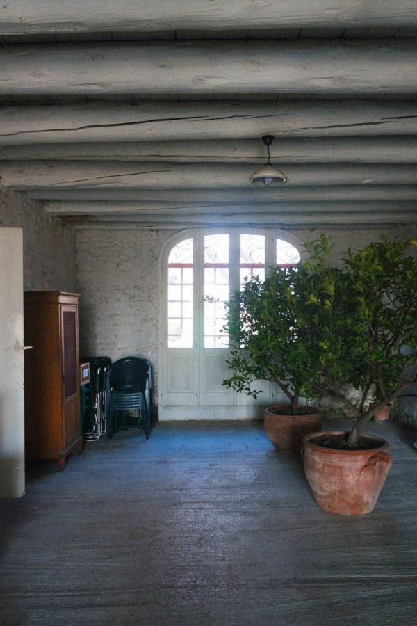 Artfarm Pilastro - Villa - Garage d'Inverno