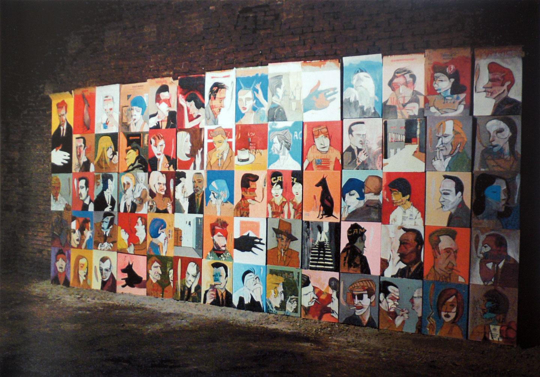 Riccardo Bargellini. Artfarm Pilastro - Derivart - Edizione 8, 2009
