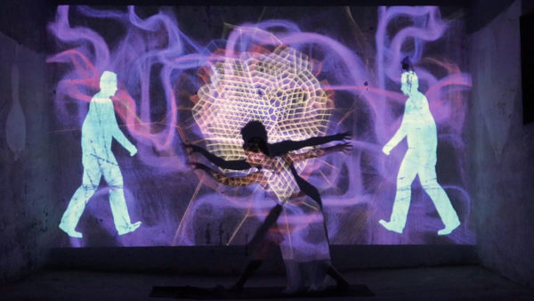 Enzo Gentile (performer Cecilia Peirè), Dissociation 2.0