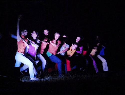 coreografia di Silvia Bertoncelli