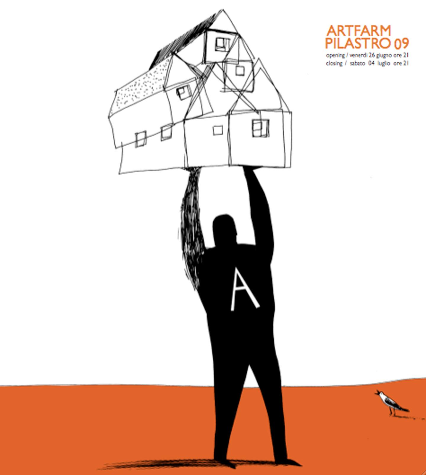 Licenza Poetica - Artfarm 2017 - Edizione 16