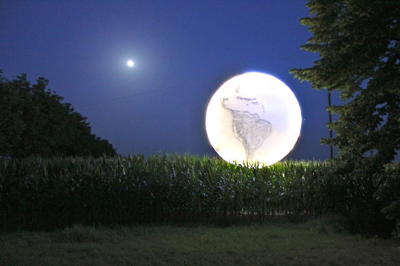 Umberto Polazzo, Even the Moon Dreams, 2012
