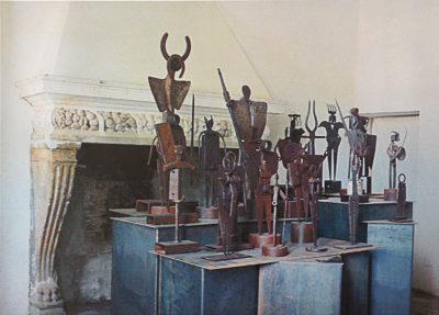 Sergio BIlli. Artfarm Pilastro - Derivart - Edizione 8, 2009