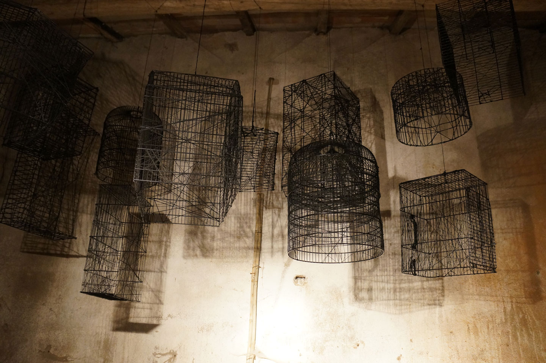 Andrea Bianconi - Art Farm Pilastro 2012