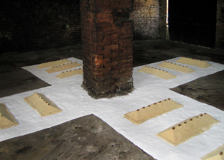 Nora Bachel, Elica-Propeller, 2009. Artfarm Pilastro - Derivart - Edizione 8