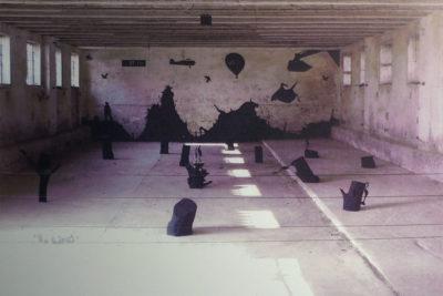 Dietmar Franz, - Art Farm Pilastro 2006