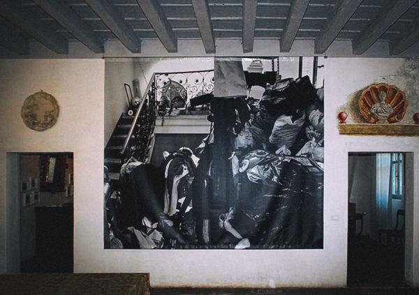Iolanda Martini, Artfarm Pilastro, 2015. foto Fabrizia Vallo