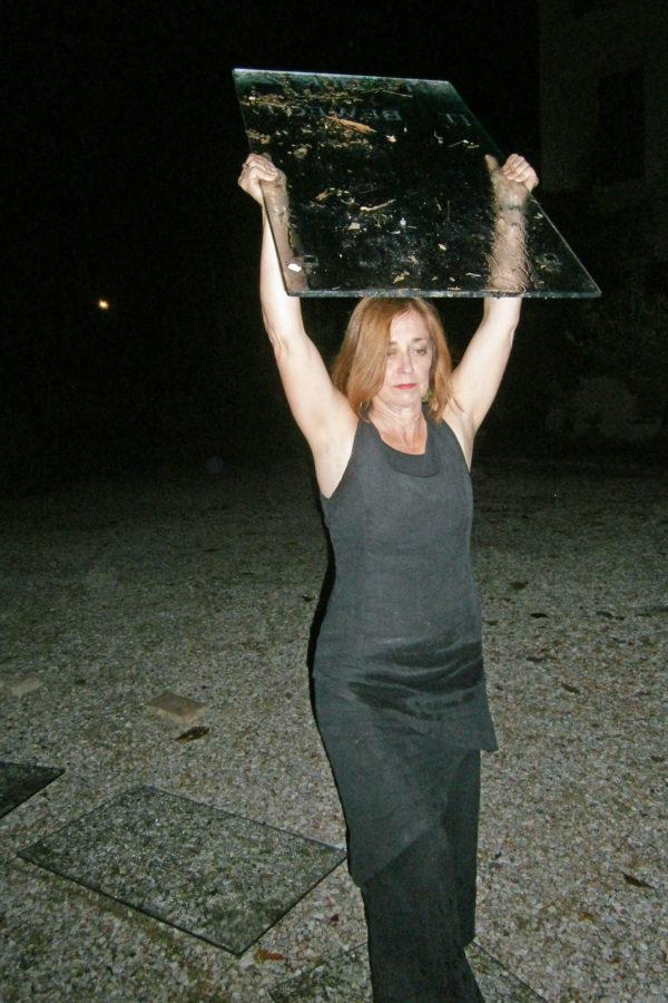 Sabine Müller-Funk. Foto: Beni Altmüller