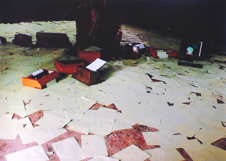 Art Cage. Artfarm Pilastro - Derivart - Edizione 8, 2009