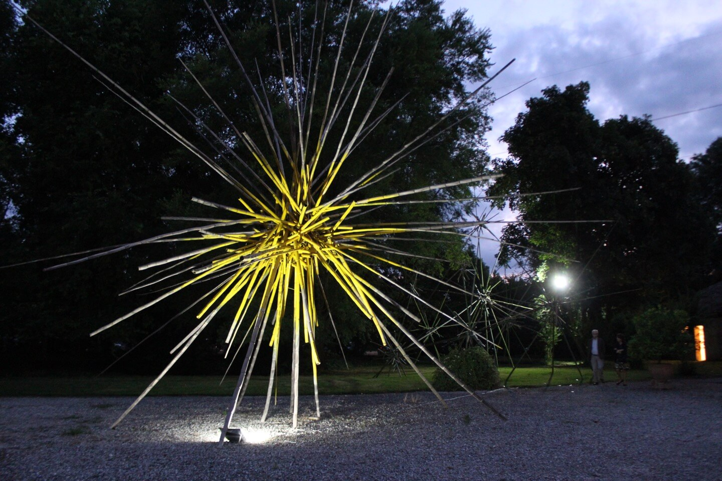 Beni Altmüller, Connected Light, 2018