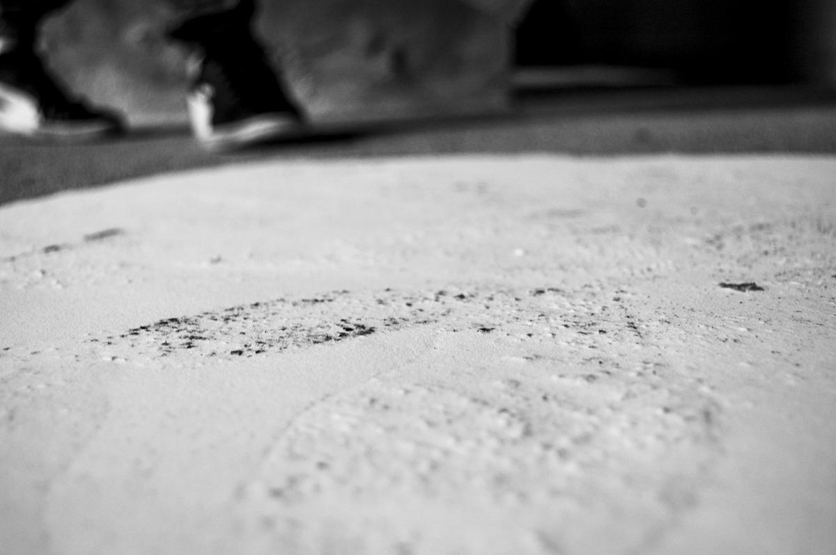 Marco Campedelli, Walking On The Moon. Foto: Lorenzo Ballarini