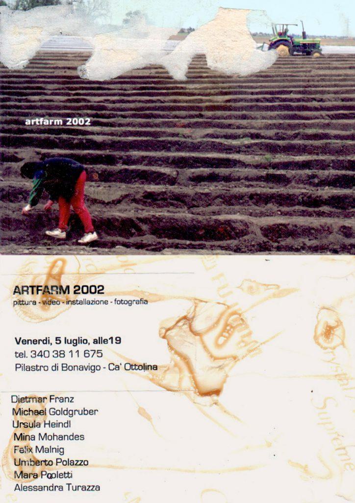 Prima Edizione - Artfarm 2002 - Edizione 1
