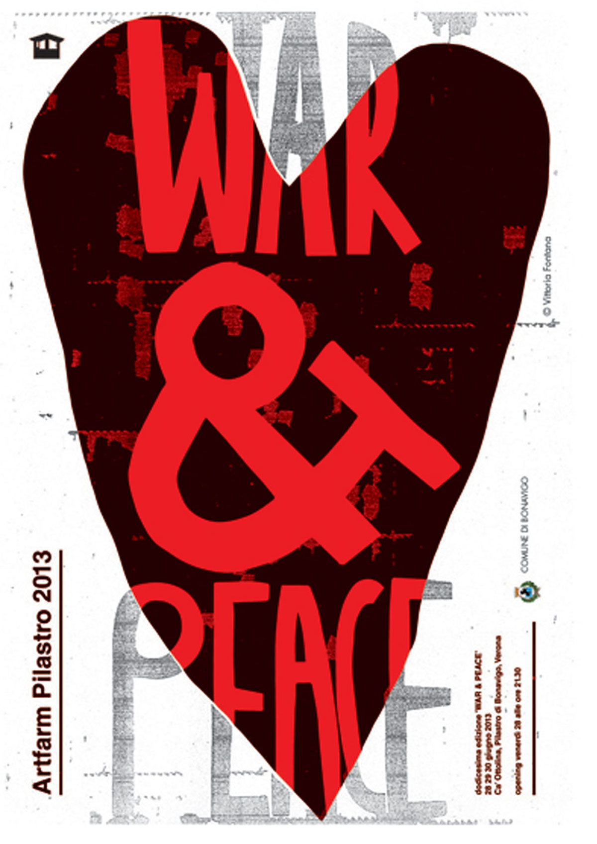 War and Peace - Art Farm -2013