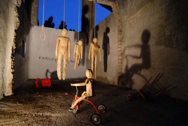 Matteo Quinto. Artfarm Pilastro - Derivart - Edizione 8, 2009