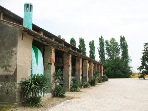 Artfarm Pilastro - Parcheggio
