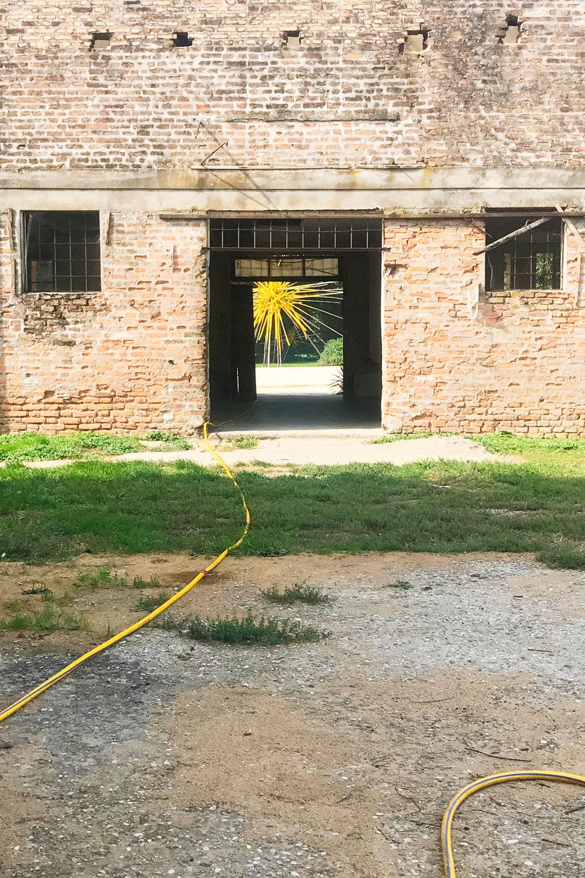 Artfarm Pilastro - Stalla - Exterior