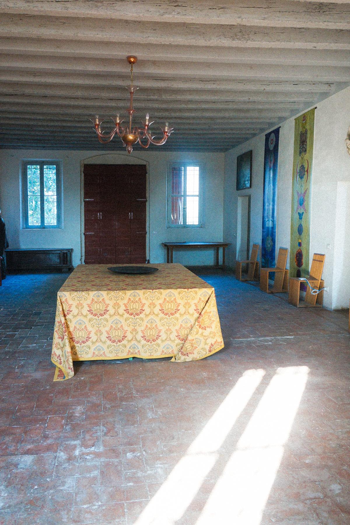 Artfarm Pilastro - Villa - Aula Grande
