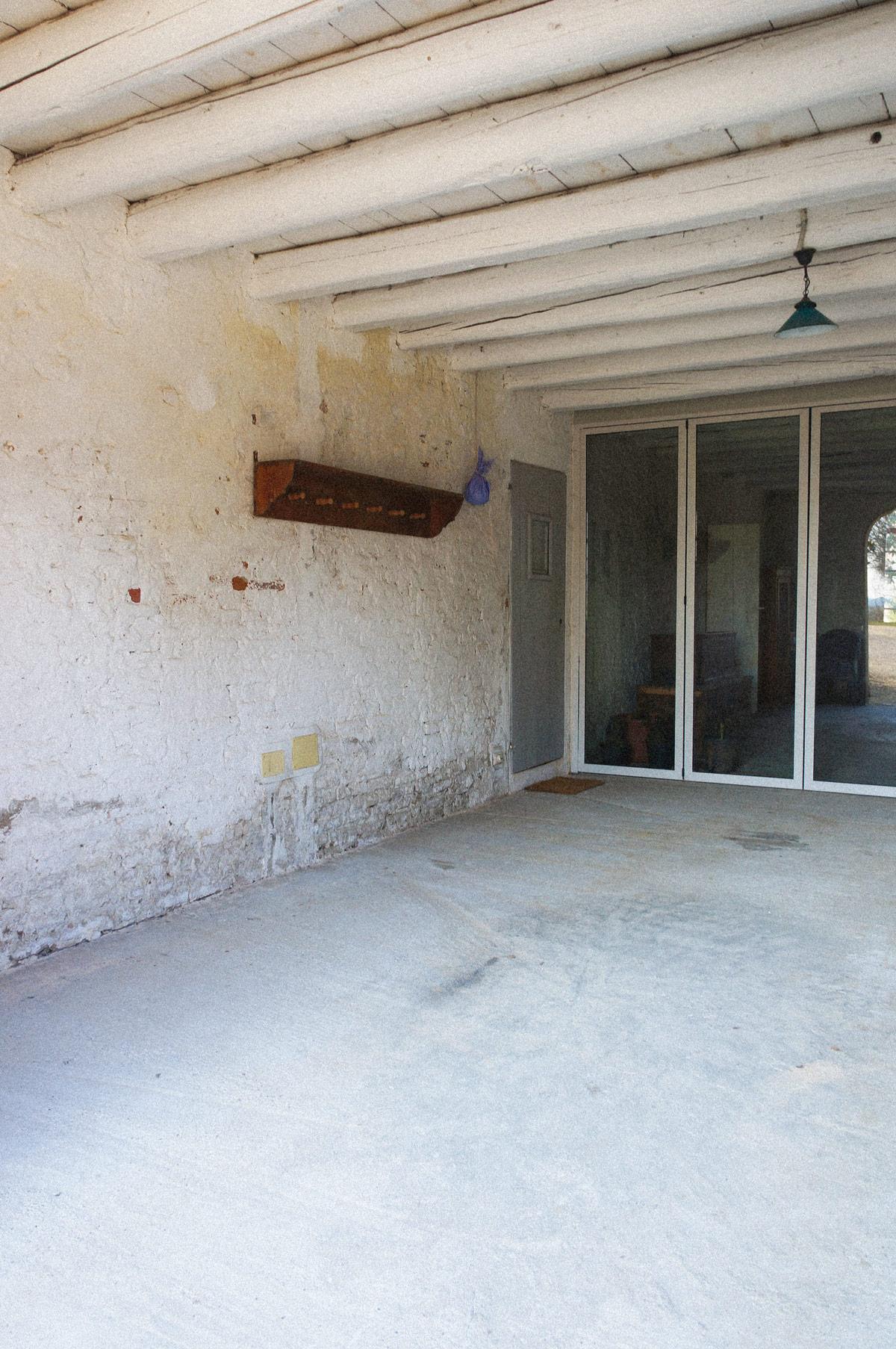 Artfarm Pilastro - Villa - Garage