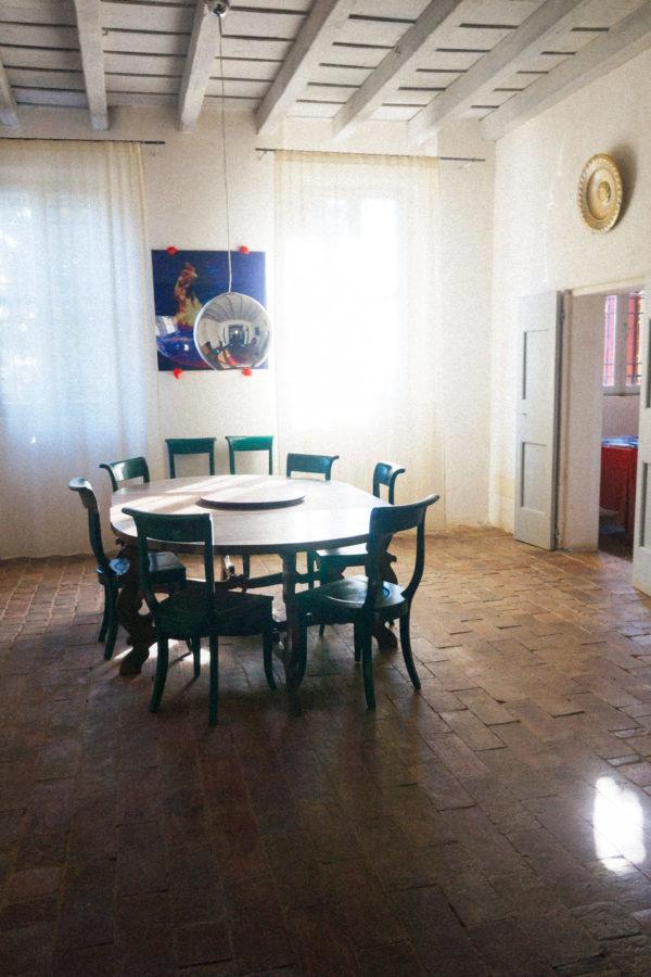 Artfarm Pilastro - Villa - Sala da Pranzo
